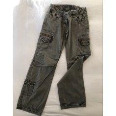 Pantalon droit Timezone  pas cher