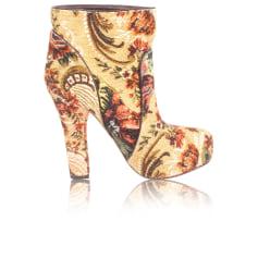 Flat Boots Dolce & Gabbana