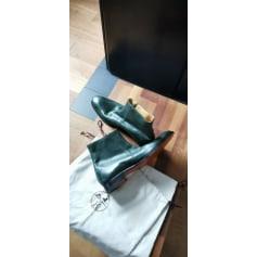 Stiefeletten, Ankle Boots Hermès
