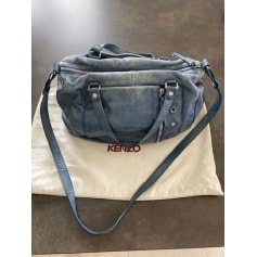Lederhandtasche Kenzo