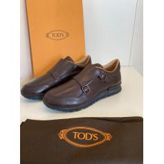 Chaussures à boucles Tod's  pas cher