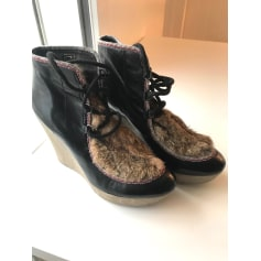 Wedge Ankle Boots Claudie Pierlot