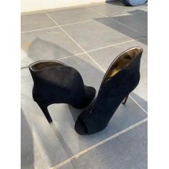 Bottines & low boots à talons Missguided  pas cher