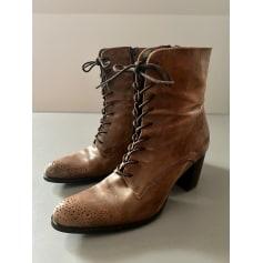 Bottines & low boots à talons Muratti  pas cher
