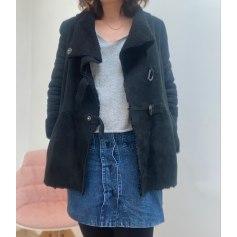 Manteau en cuir Bel Air  pas cher