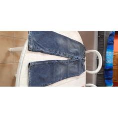 Jeans évasé, boot-cut Versace  pas cher