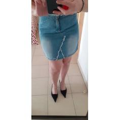Jupe en jean Miss Sixty  pas cher