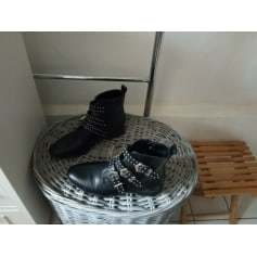 Santiags, bottines, low boots cowboy Anna Field  pas cher