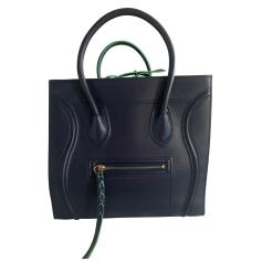 Lederhandtasche Céline Phantom
