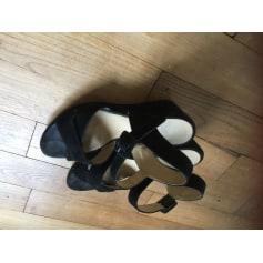 Sandales compensées Perlato  pas cher