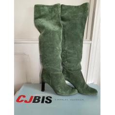 High Heel Boots Charles Jourdan