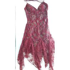 Robe courte boutique independante  pas cher