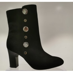 Bottines & low boots à talons Unisa  pas cher
