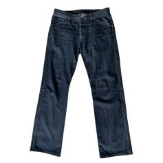 Straight Leg Jeans Louis Vuitton