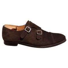 Buckle Shoes Crockett & Jones
