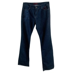 Boot-Cut Jeans Chacok