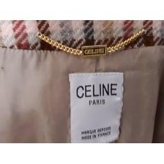 Tailleur jupe Céline  pas cher