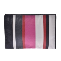 Handtasche Leder Balenciaga Bazar
