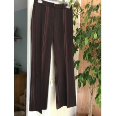 Pantalon droit Pourquoi Pas  pas cher