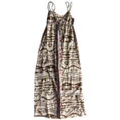 Robe longue Bel Air  pas cher