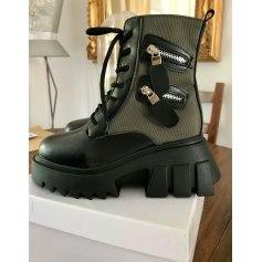 Bottines & low boots à talons Aline  pas cher