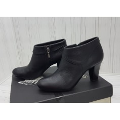 High Heel Ankle Boots Geox
