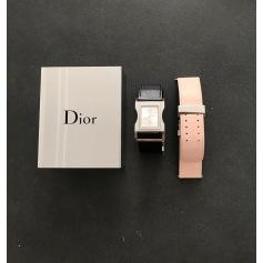 Montre au poignet Dior  pas cher