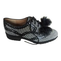 Chaussures à lacets  Sam Edelman  pas cher