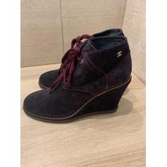 Bottines & low boots à talons Chanel  pas cher