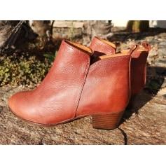 Bottines & low boots à talons Emma Go Shoes  pas cher