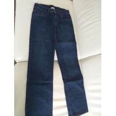 Straight Leg Jeans Tex