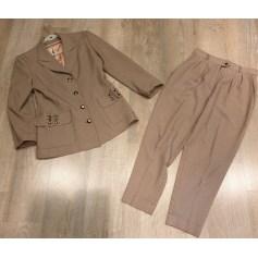 Tailleur pantalon Extenzo Paris  pas cher