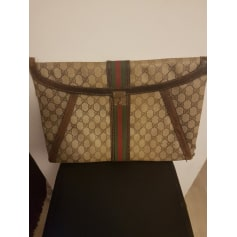 Porte document, serviette Gucci  pas cher