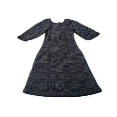 Robe mi-longue Chanel  pas cher