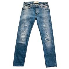 Jeans droit Roy Rogers  pas cher