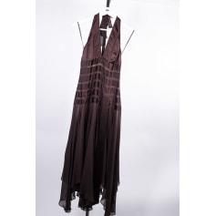 Robe longue BCBG Max Azria  pas cher