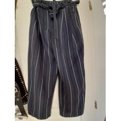 Pantalon évasé Pull & Bear  pas cher