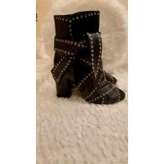 Bottines & low boots à talons Isabel Marant  pas cher