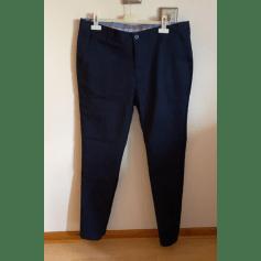 Pantalon droit RE&X  pas cher