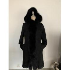 Manteau en fourrure Pellesimo  pas cher