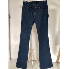 Jeans évasé, boot-cut Kiabi  pas cher