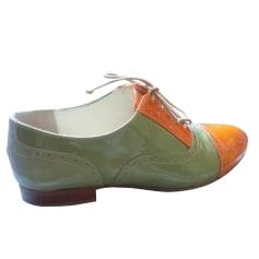 Chaussures à lacets  Flavio Menorca  pas cher