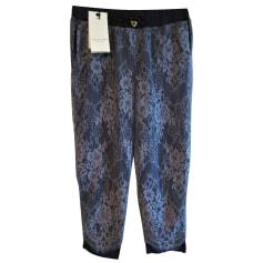Pantalon Twin-Set Simona Barbieri  pas cher