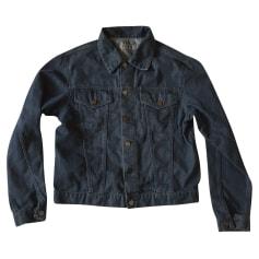 Denim Zipped Jacket Karl Lagerfeld