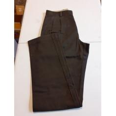 Pantalon droit WMK  pas cher