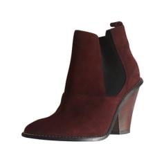 Bottines & low boots à talons Athé Vanessa Bruno  pas cher