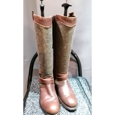 Santiags, bottes cowboy Replay & Sons  pas cher