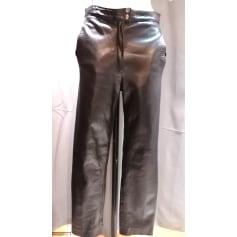Pantalon droit Brigitte z  pas cher