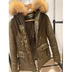 Manteau en fourrure Attentif  pas cher