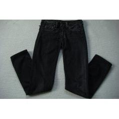 Pantalon droit Le Temps des Cerises  pas cher